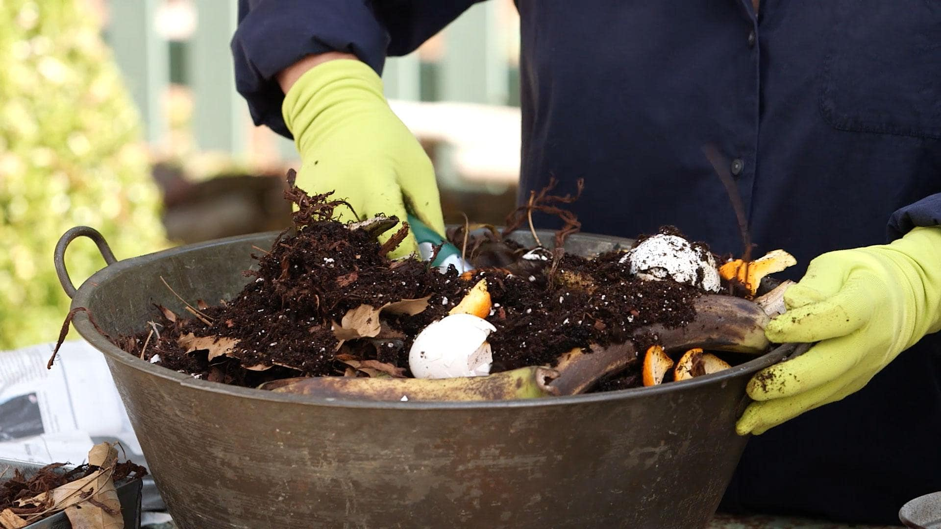 Places To Carry Garden Plants And Leaves For Compost